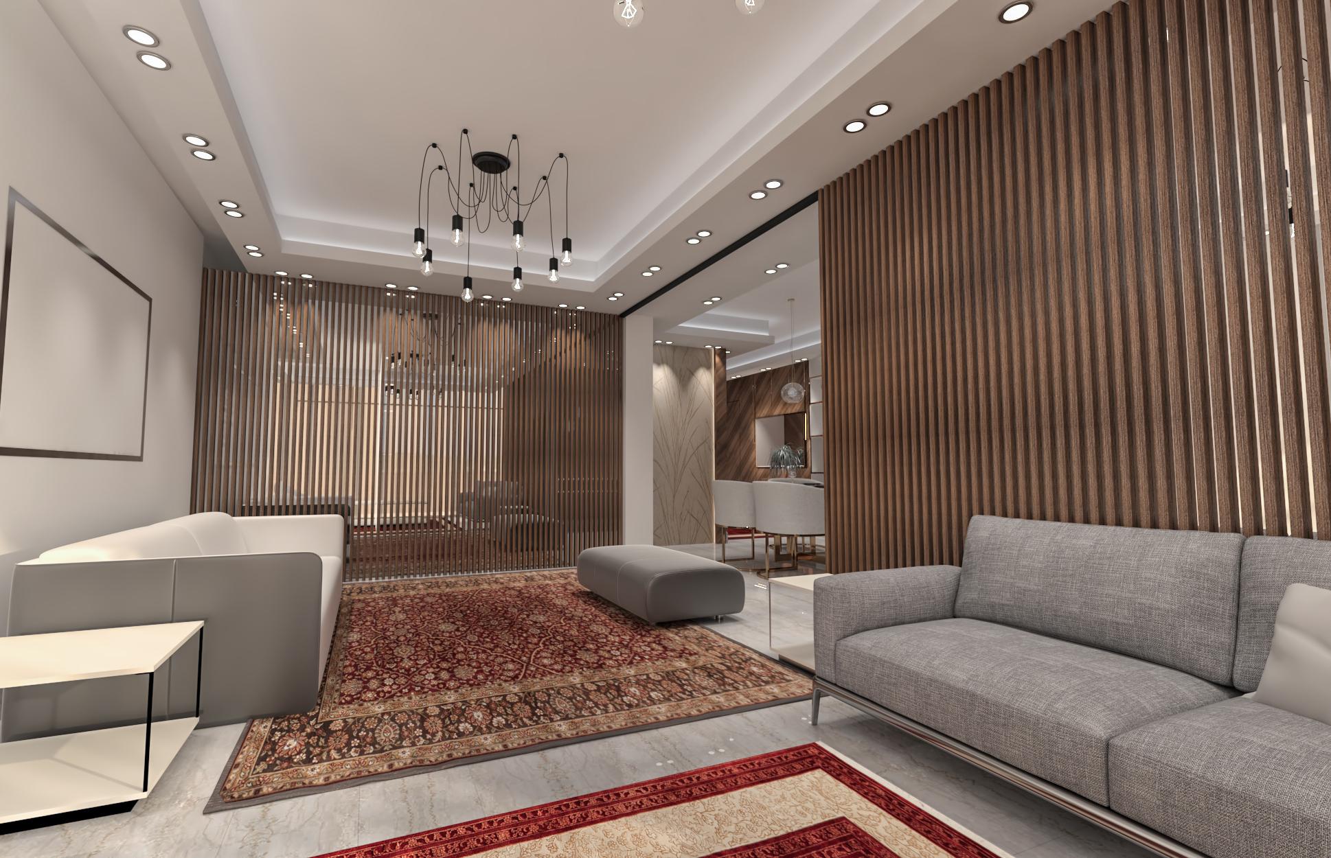 Interior design in Beirut
